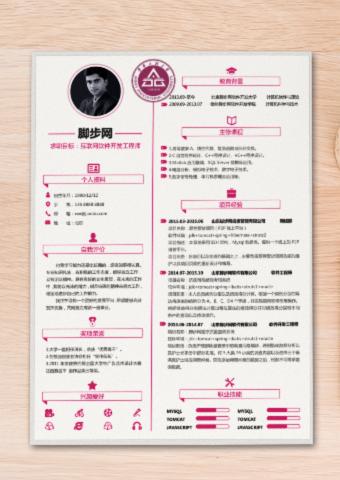 安徽工程大学毕业生简历YX037