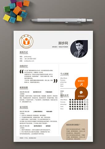 合肥学院毕业生简历YX038